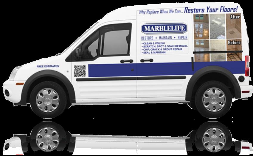 Marblelife Truck